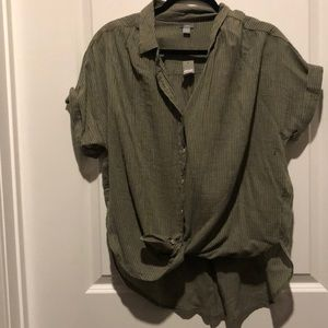 Aerie button down